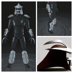 download (9).png Download STL file Shredder 1990 TMNT Costume Helmet and Armor • 3D printer design, superherodiy
