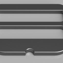 Snag_2368d5a.png Télécharger fichier STL Captain America Front Harness Buckle Endgame Civil War • Design à imprimer en 3D, superherodiy