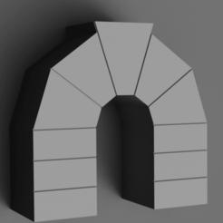 icm_fullxfull.287048711_r0mw61xagf4gw4w04ws8.png Télécharger fichier STL Tunnel de la faux - STL • Modèle pour impression 3D, superherodiy