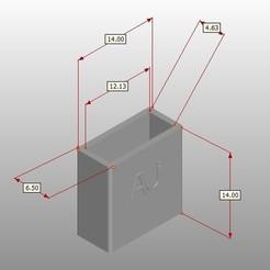 Descargar diseños 3D gratis Cable USB CAP, ajayjangra473