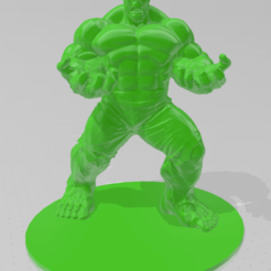 hulk1.png Télécharger fichier STL Hulk cable guy PS4 • Design à imprimer en 3D, johnnydip