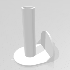 portesopalin1.png Download free STL file Wall-mounted towel holder • 3D printer design, johnnydip