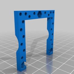 Download free 3D printer designs KST X10 servo frame, Kema