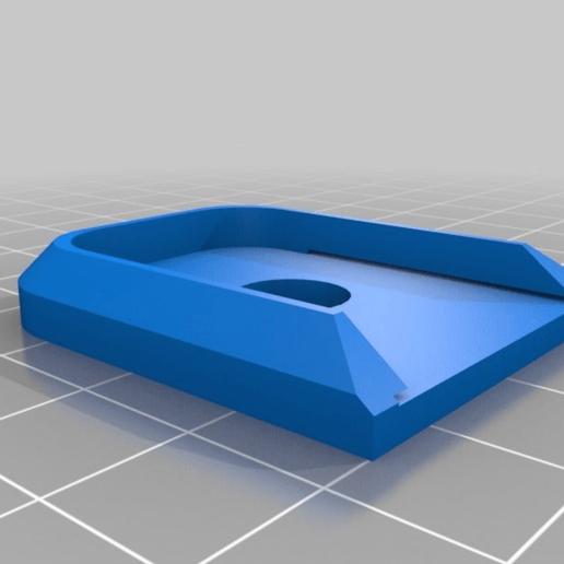 1efc842bbd965033d4aa914614592bb5.png Télécharger fichier STL gratuit STI 2011 Bloc de base standard pour magazine de 126 mm • Design à imprimer en 3D, Kema