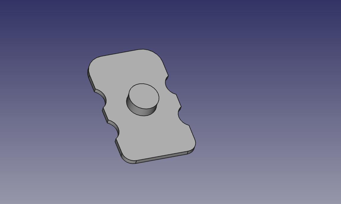 sti_lock.jpg Télécharger fichier STL gratuit STI 2011 Bloc de base standard pour magazine de 126 mm • Design à imprimer en 3D, Kema