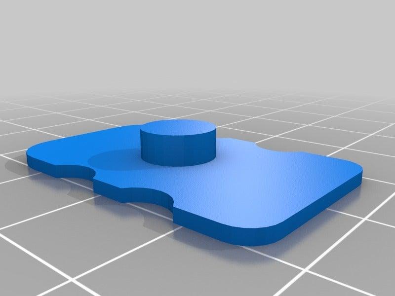000ec1288ceadf44c5ce95e37dff64a4.png Télécharger fichier STL gratuit STI 2011 Bloc de base standard pour magazine de 126 mm • Design à imprimer en 3D, Kema