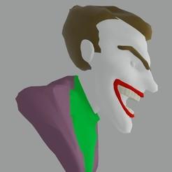 Télécharger fichier imprimante 3D Joker 1940, ming3d2019