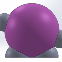 kirby.png Download STL file Kirby greetings • 3D printable template, leo_gracidam