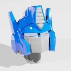 k1.jpg Download STL file Optimus Keycap Cherry MX • 3D print model, xelu3banh