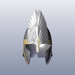 1.jpg Télécharger fichier STL Helm Of Elendil • Plan pour impression 3D, 3Agraphic