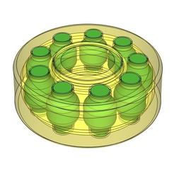 Descargar archivo 3D gratis Cojinete de bolas 608 mk2, Aether