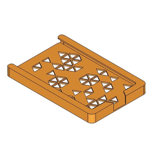 Download free 3D printer model CREDIT CARD HOLDER ORGANIZER, FAST 3D PRINT, Aether