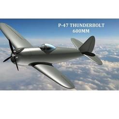 Fullscreen capture 24102020 105816 AM.jpg Télécharger fichier STL République P-47 Thunderbolt (bulle) • Objet pour imprimante 3D, 3D_Aeroworks