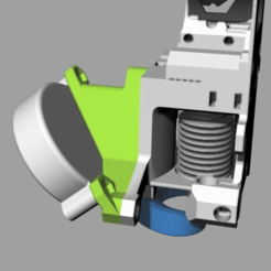 Screen_Shot_2018-07-19_at_7.19.16_pm.png Download free STL file Prusa Mk3 fan duct (Includes double mount adaptor) • 3D printing template, CartesianCreationsAU