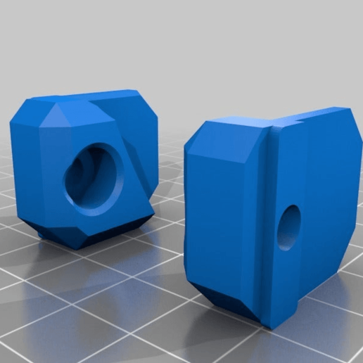 63c6902933dfdb53c400fb7380eb9df5.png Download free STL file Anycubic Kossel Linear Plus Ultrabase heatbed clips • 3D printer model, CartesianCreationsAU