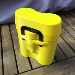 Download free 3D printer model Binoculars case, CartesianCreationsAU