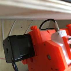 Download free STL file Prusa MMU2 thumbscrews for idler tensioning. • 3D printer design, CartesianCreationsAU