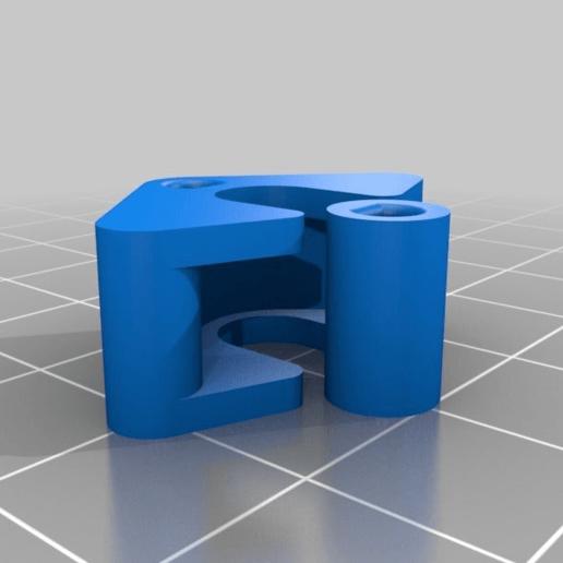 e4eb724946cac6862afad440d45bdd0f.png Download free STL file Minimalist belt tensioner (replaces tensioning springs) • 3D printer model, CartesianCreationsAU