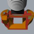 Télécharger STL gratuit Les MK3 de Prusa modernisent le conduit du ventilateur, CartesianCreationsAU