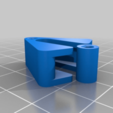 cfb19d5df95e0e552e0f61dd9bf8d766.png Download free STL file Minimalist belt tensioner (replaces tensioning springs) • 3D printer model, CartesianCreationsAU