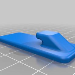Descargar archivo 3D gratis Gancho para tiras colgantes de doble cara de 20x50mm, CartesianCreationsAU