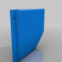 Kayak_Fin.png Télécharger fichier STL gratuit Gouvernail de rechange pour Native Watercraft Mariner 12,5 • Design pour impression 3D, CartesianCreationsAU