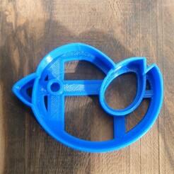 P1020920.JPG Download STL file Bird cookie cutter • 3D printer design, Mandragora