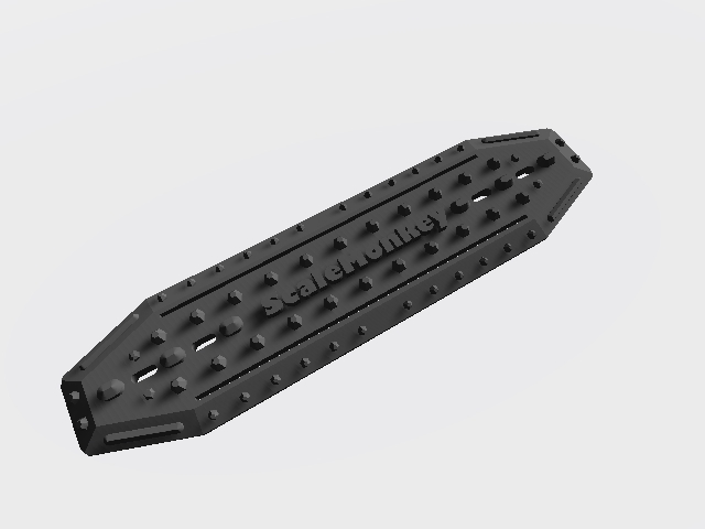 Scalemonkey Sandblech.jpg Download free STL file Scalemonkey Sandladder • Design to 3D print, Scalemonkey