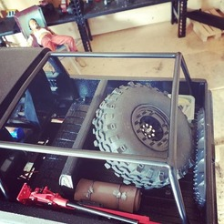 IMG_20190425_201455_892.jpg Download STL file Scalemonkey - Rear Bench for RC4WD Blazer • Design to 3D print, Scalemonkey