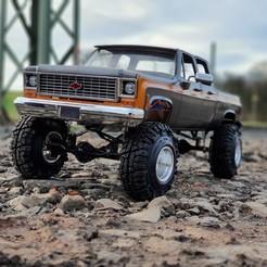 IMG_20200301_165957_547.jpg Download STL file Scalemonkey - RC4WD Blazer to Crew Cab Conversion • 3D printing template, Scalemonkey