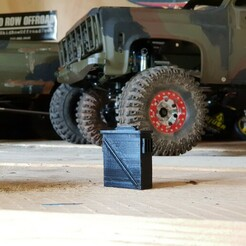 20180916_165102.jpg Télécharger fichier STL Scalemonkey Ammo Can Scale RC Crawler • Design pour impression 3D, Scalemonkey
