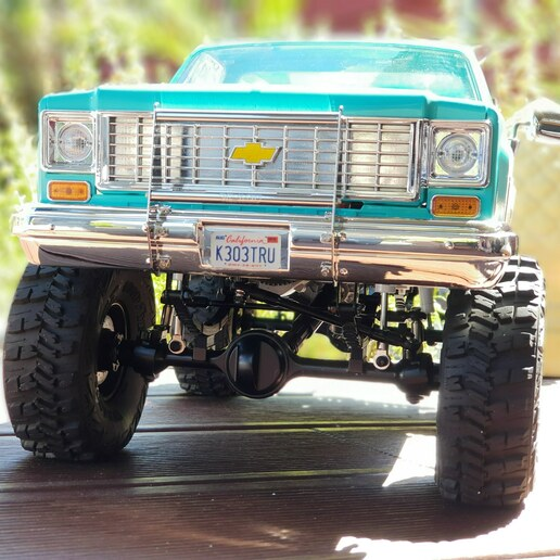 IMG_20180823_071345_306.jpg Download STL file Scalemonkey RC4WD Trailfinder 2 Liftkit • 3D printable design, Scalemonkey