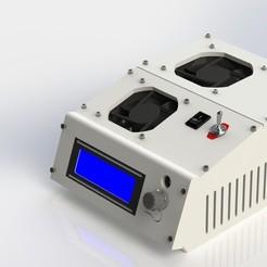 Control_Box.JPG Download free STL file RepRap Control Box with PSU • 3D print model, mkroitoru
