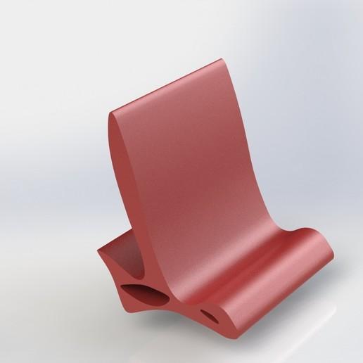 Télécharger objet 3D gratuit Stand de téléphone, mkroitoru
