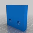 Télécharger fichier STL gratuit Arrêt de sécurité pour fenêtre coulissante de tout rail • Objet à imprimer en 3D, mkroitoru