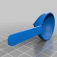 Télécharger modèle 3D gratuit Cuillère à café - 45 degrés, RobotDoctor