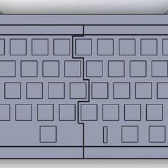assembly.JPG Download free STL file Mechanical Keyboard- METATRON • 3D printer model, RobotDoctor