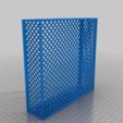 Télécharger modèle 3D gratuit Echiquier à section fine avec boîte, RobotDoctor