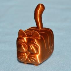 6.jpg Télécharger fichier OBJ Tarte aux chats • Modèle pour imprimante 3D, StepanTarasov