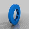 Download free 3D printer templates Treadle Finger Engine V3, ericcherry