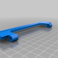 Download free STL file Bank Bag Perforation Tool • 3D printing object, ericcherry