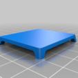 Télécharger fichier STL gratuit Chaise longue 1/24 scale Meubles de maison de poupée • Modèle pour impression 3D, ericcherry