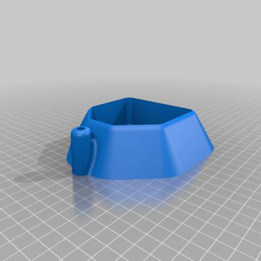 putthefoodinthecat.png Download free STL file Aldi easy reach cat food holder • 3D printer model, ericcherry