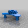 Download free STL file Human powered Planetary Gear Fan • 3D print object, ericcherry