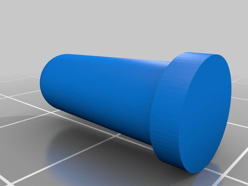 72efa6174803826fd8b9b2b400f75209.png Download free STL file Embroidery Bobbin Drill Bit • 3D printer object, ericcherry