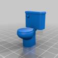 fc930ac3178e402ae7f507ec4e2ae083.png Télécharger fichier STL gratuit Dollhouse toilet 1/24 • Design imprimable en 3D, ericcherry