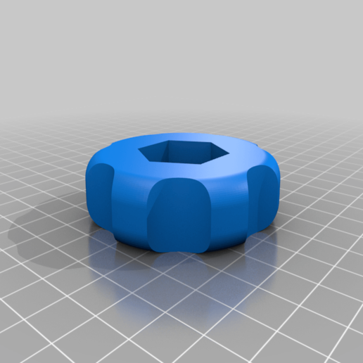 die_one_hander.png Download free STL file One and Two Handed Die Handle • 3D printable template, ericcherry