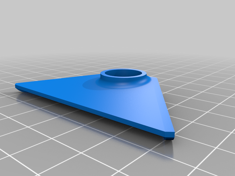 scraper_lid.png Télécharger fichier STL gratuit Grattoir à peinture ergonomique pour lames utilitaires • Objet pour imprimante 3D, ericcherry