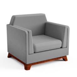 Descargar archivos STL gratis Tumbona 1/24 Escala Muebles para casas de muñecas, ericcherry