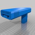 Frame.png Télécharger fichier STL gratuit Lincoln's Revenge - Tireur d'élite à tir rapide • Plan pour imprimante 3D, ericcherry